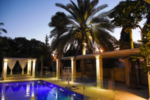 אדריכלות נוף - תכנון ועיצוב בריכות שחייה - קובי טל