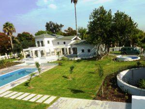 אדריכלות נוף - תכנון בריכות שחייה - קובי טל